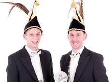 Prins Roy d'n Urste uit Boerdonk gaat zaaiend en zoeiend de carnaval dur