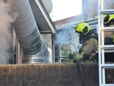 Opnieuw brand bij restaurant aan Goeverneurplein