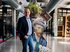 Frank van den Eijnden zet Van Gogh én Brabant op de wereldkaart