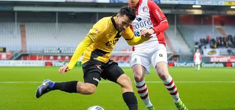 NAC vergeet het in Emmen voor rust af te maken: 0-0