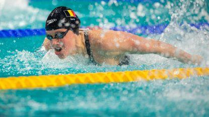 Kimberly Buys bereikt in Boedapest finale 100m vlinderslag