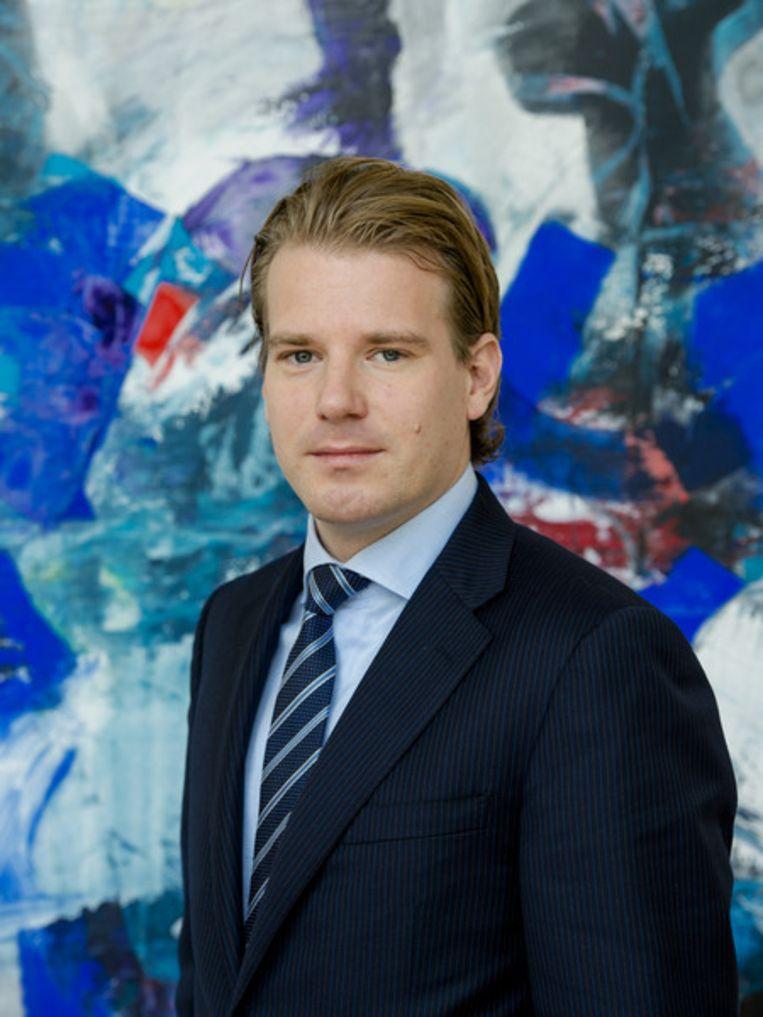 Willem van der Leegte (37). Beeld ANP