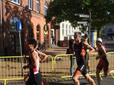 Duatleet Thomas Cremers grijpt na kramp net naast medaille