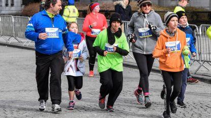 2.500 joggers op ontdekking in stad