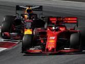 Verstappen haalt Vettel in