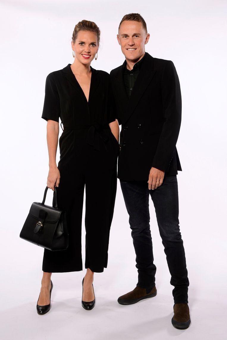Serge Pauwels & Ine Beyen.
