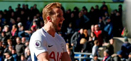 Kane verlost Spurs in slotminuten tegen Palace