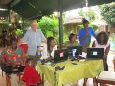Behoefte aan Zeeuws-Vlaamse laptops in Malawi, Terneuzenaar houdt inzamelingsactie