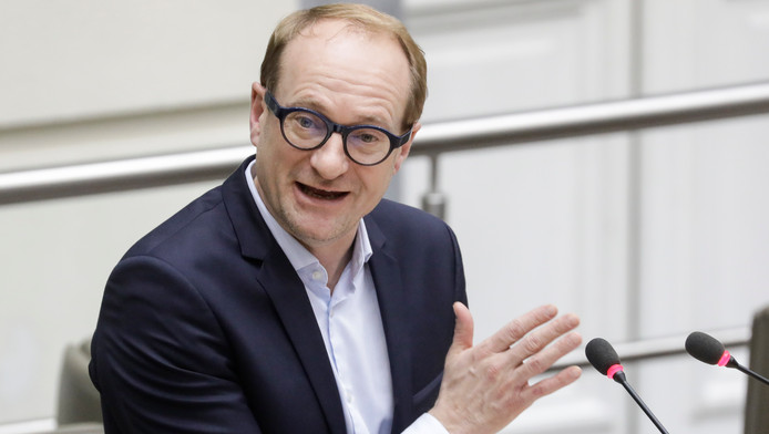 Ben Weyts, ministre flamand de la Mobilité