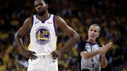 Golden State zonder Kevin Durant in eerste finaleduel om NBA-titel