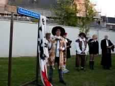 Rozemarijn is terug als straatnaam in Sas van Gent