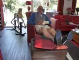 Sjaak Palsma (80) van fiets geslagen en mishandeld