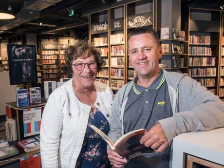 Van schaamte tijdens de eerste taalles naar een nieuwe liefde via Facebook; Theo(42) uit Harderwijk leert lezen en schrijven van juf Goke