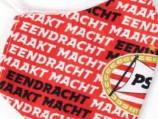 PSV verkoopt vanaf nu ook mondkapjes, voor onder meer gebruik in openbaar vervoer