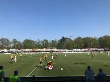 DVS'33 zet in tweede helft amateurs van Ajax opzij