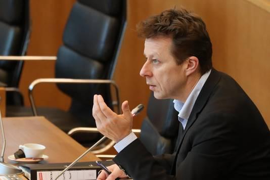 Carlo Di Antonio, ministre wallon de la Mobilité