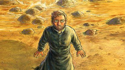 'Getekend Damiaan' beste religieus stripboek 2018