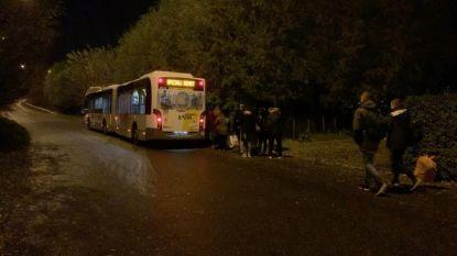 Treinverkeer tussen Brugge en Oostende onderbroken, 120 reizigers geëvacueerd
