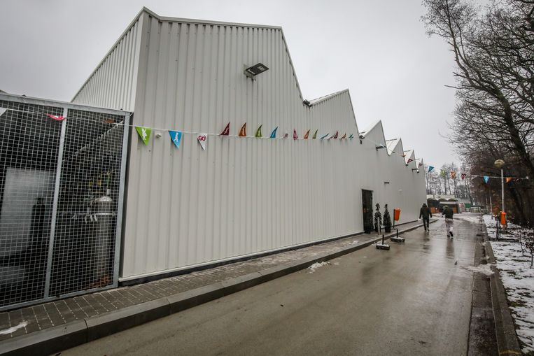 Brugge opening nieuwe lokalen de Varens