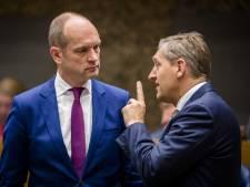 Hoogspanning binnen coalitie om 'staatswiet'