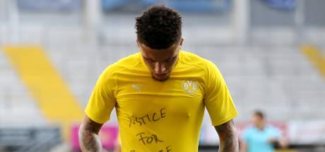 FIFA hoopt op 'gezond verstand' in veroordeling steunuitingen Floyd