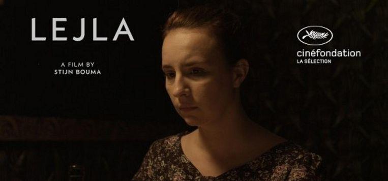 In het officiële programma, de cinéfondation-sectie, presenteert Stijn Bouma (26) zijn korte film Lejla. Beeld null
