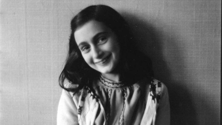 Anne Frank in 1941. Beeld epa
