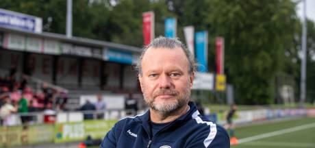 Van den Berg blijft trainer van Bennekom