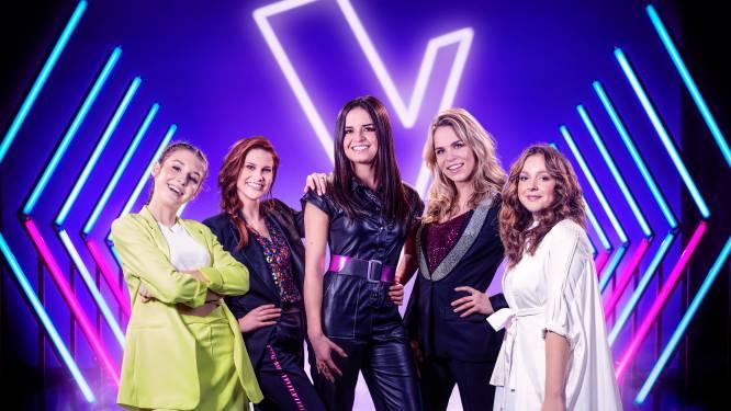 Net niet voor Limburgse nachtegalen in The Voice Kids
