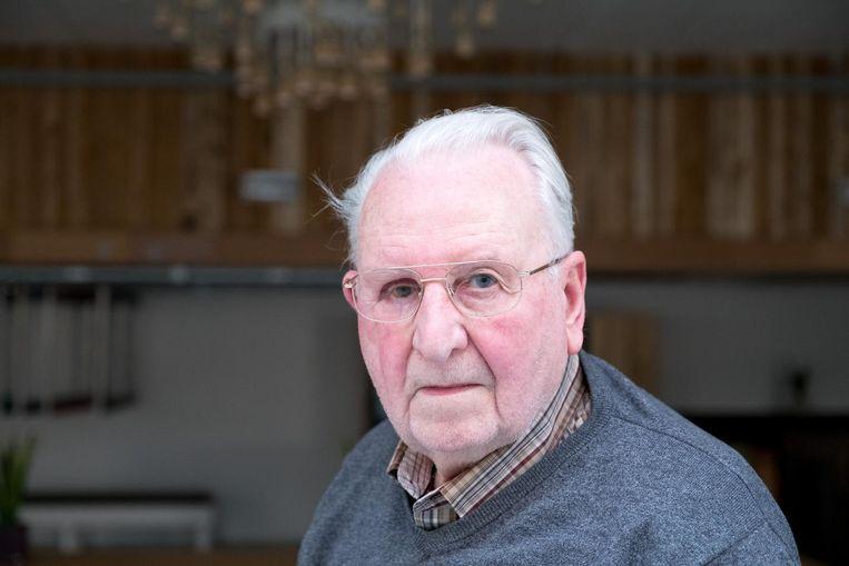 Leon Smets is al 50 jaar lid.