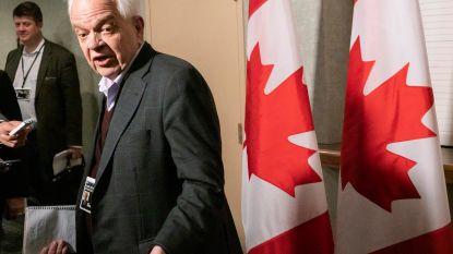 """Canada ontslaat ambassadeur in China na """"verspreking"""""""