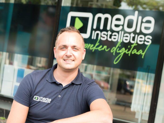 Koen van Velthoven: ,,We leveren, installeren en repareren en alles ook met het oog op ontwikkelingen in de toekomst.''