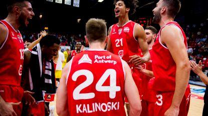 Antwerp te sterk voor Willebroek in het basket, Oostende vernedert Brussels