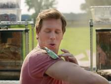 Reclamewaakhond vindt Reaal-spotje met houtkever van Freek Vonk misleidend
