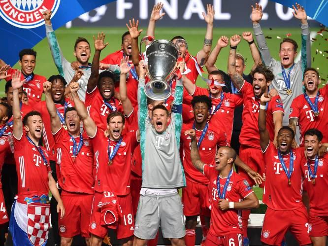 Ook komende drie jaar de beste wedstrijden van de Champions League op VTM 2 en VTM GO, de highlights ook op HLN.be