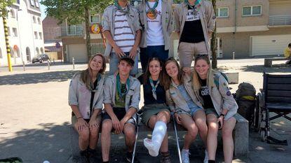 Jins op buitenlands kamp naar Hongarije
