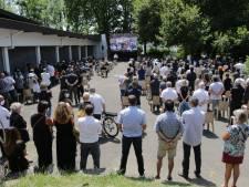 """Émotion aux obsèques du chauffeur de bus battu à mort à Bayonne: """"On nous a arraché une partie de nous"""""""
