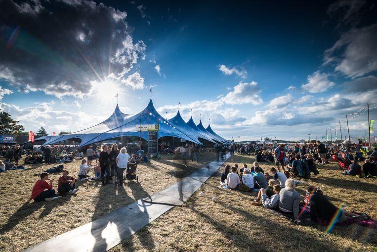 Festivalweide Dranouter
