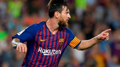 LIVE (22u15). Halen Messi en co uit op veld van Villarreal?