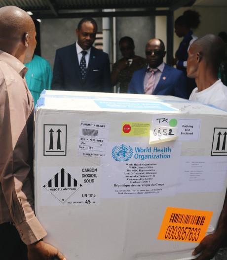 Ebola-epidemie Congo breidt zich verder uit: nu ook grote stad bereikt