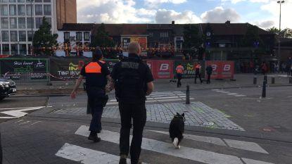 Bomalarm Hasselt bleek vals alarm