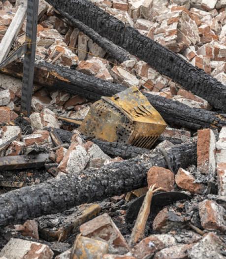 Schuur die afbrandde in Bruinisse, was niet zomaar een schuur
