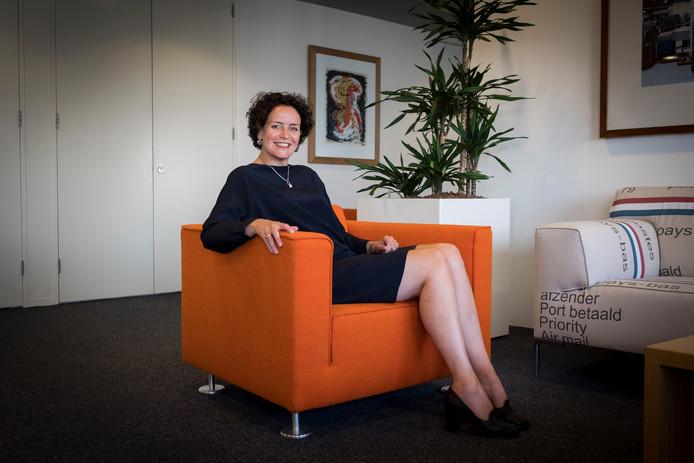 Resi Becker, directeur Mail van PostNL
