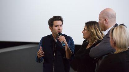 800 vrouwen zien film Trio op Ladies Night in Euroscoop