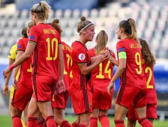 KIJK LIVE. Bij winst tegen Zwitserland stoten Red Flames als groepswinnaar door naar EK 2022