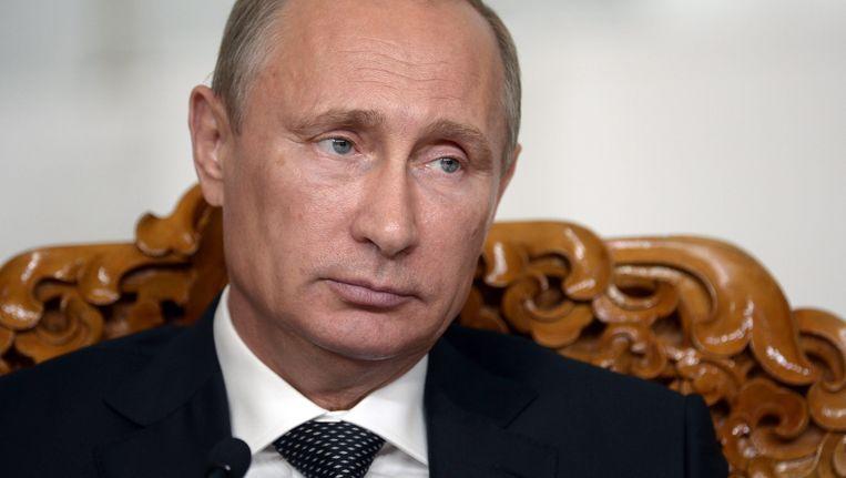 De westerse sancties treffen het Rusland van Poetin zwaar.