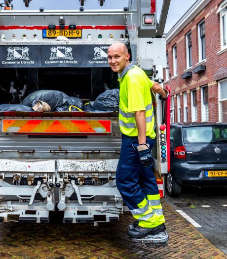 Zomerchallenge #19: Verslaggever mee op de vuilniswagen over de Amsterdamsestraatweg