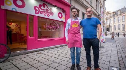 Pop-up Donuttello brengt 25 verschillende soorten donuts naar Lier