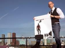 Den Haag heeft eigen superheld: 'Goed en kwaad. Niets ertussen'