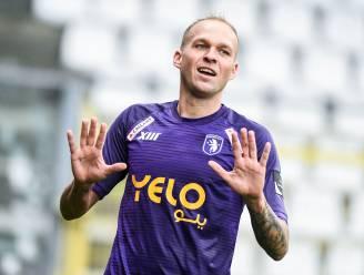 """Tiende goal Holzhauser helpt Beerschot mee aan zege tegen Anderlecht: """"Ik stapte goedgezind van het veld"""""""